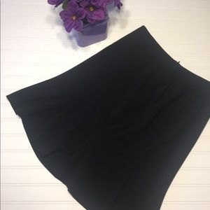 Limited Black Fit and Flare Skirt 10